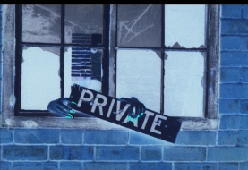 Privat window - negative